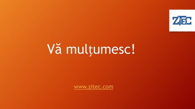 Programatica 2013_Zitec