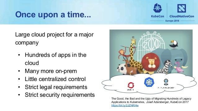 Cloud Native Identity Management Slide 2