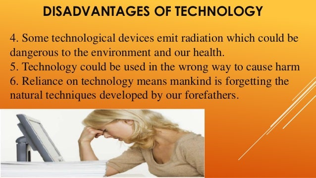 Advantage and disadvantage technology essay   otobakimbeylikduzu com