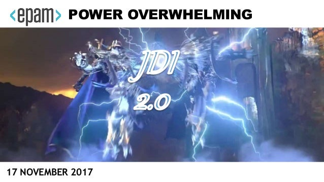 POWER OVERWHELMING 17 NOVEMBER 2017