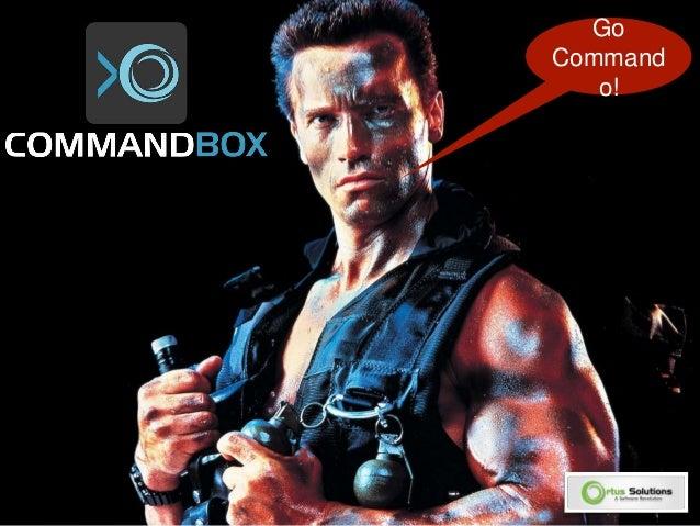 Go Command o!