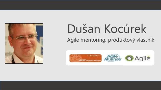 Základy Agile a Scrum, č.2 - Na čo je mi Scrum Slide 2