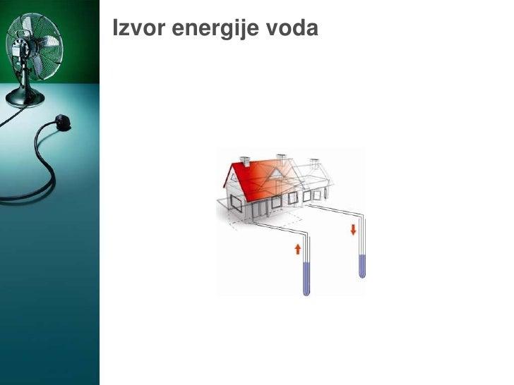 Izvor energije voda