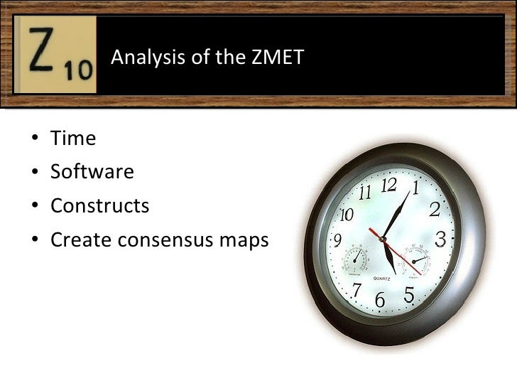 Emotion Mining™ – A Comparison with ZMET