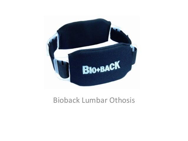 Bioback Lumbar Othosis