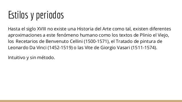 Historiografia del arte Slide 2
