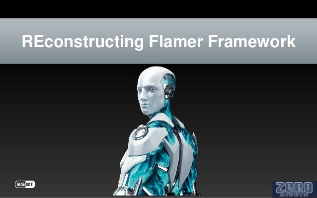 REconstructing Flamer Framework