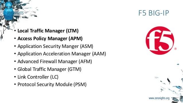 F5 Gtm Design: F5 BIG-IP Misconfigurations
