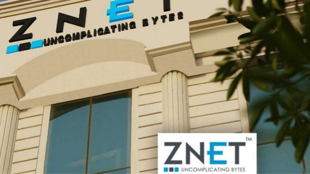 A QUICK INTRODUCTION TO ZNET TECHNOLOGIES PVT. LTD.  Founded in 2001  2 offices in India - Jaipur - Mumbai  80+ employe...