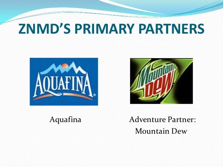 mountain dew marketing case study
