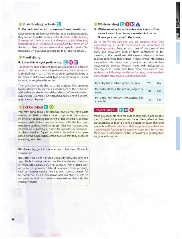 Anglo Link Lesson 4 Homework - image 8