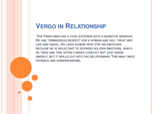 What turns a virgo man on