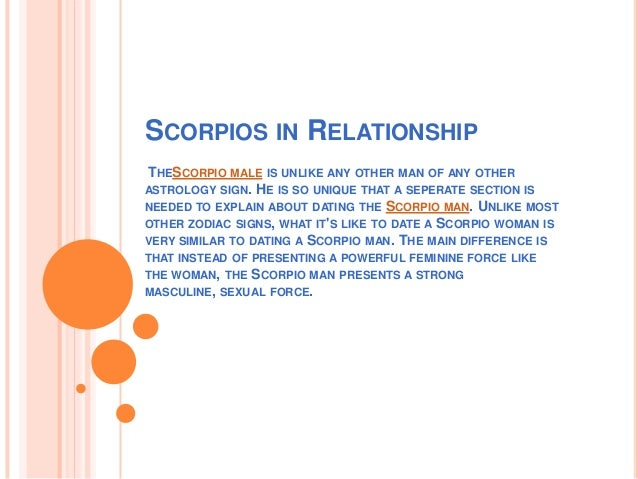 Libra Man Hookup A Scorpio Woman
