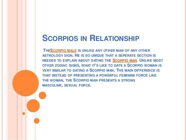 scorpio man jealous in relationship