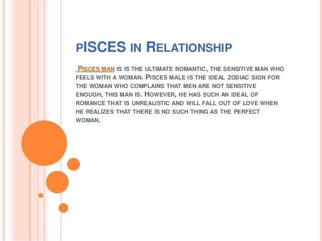 dating a pisces man long distance