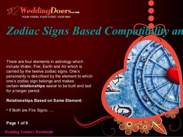 Earth signs astrology compatibility