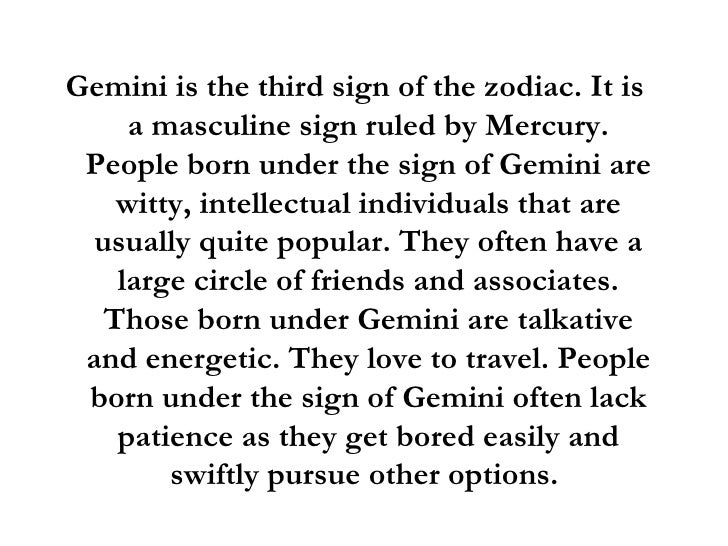 Zodiac Signs Meanings
