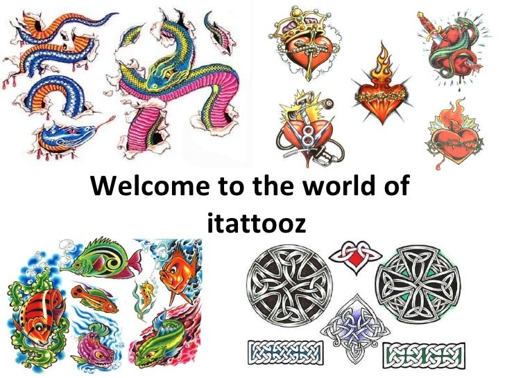 Welcome to the world of  itattooz