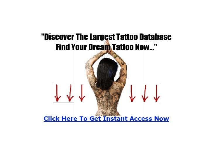 Zodiac tattoos...Worlds Largest Tattoo Database