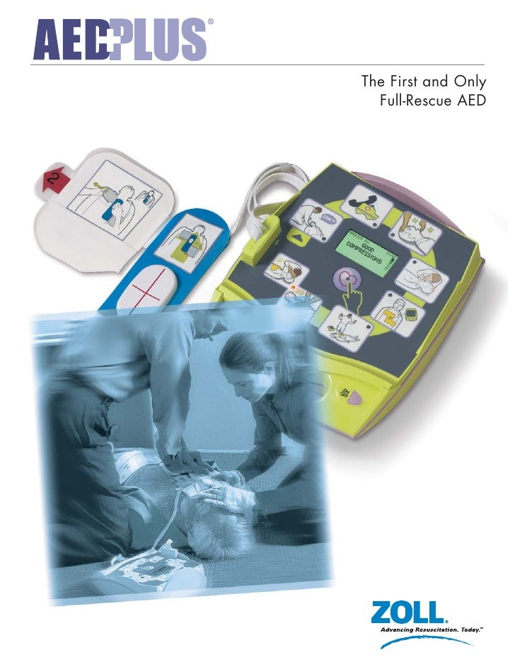 The First and Only  Full-Rescue AED