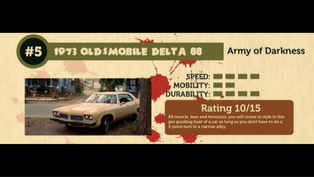 Zombie Apocalypse Cars In Movies Top 10