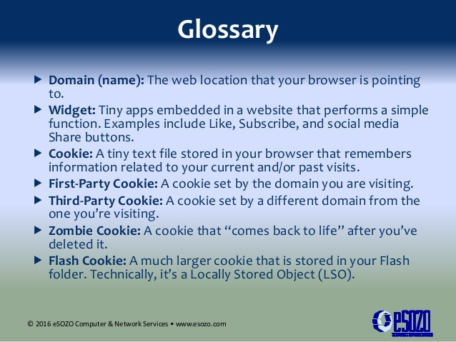 internet cookies collector of personal information An http cookie is a small piece of data sent from a website and stored on the  user's computer by the user's web browser while the.