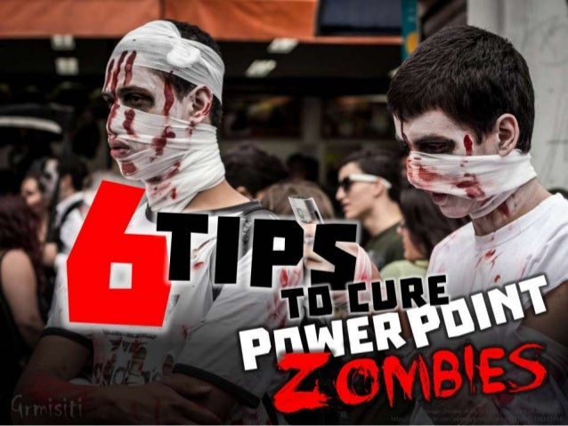 6 tips to cure bad PowerPoint