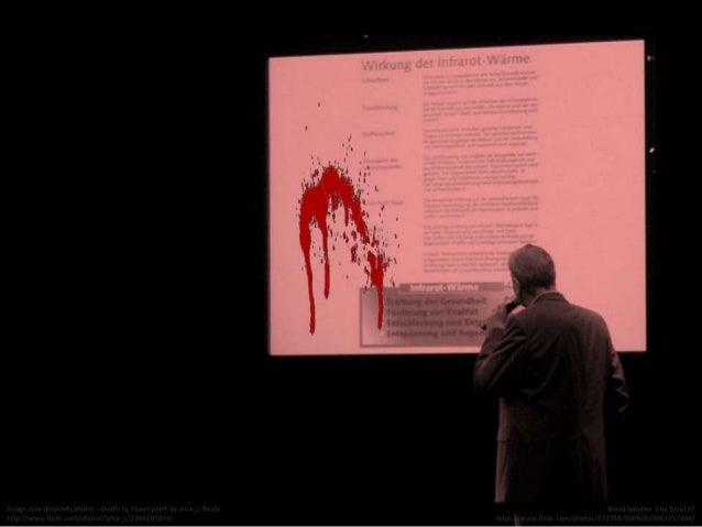 Bad PowerPoint slide example