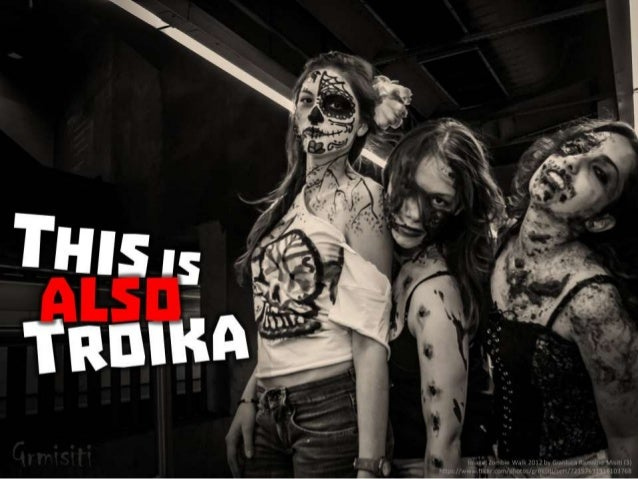 This is also Troika