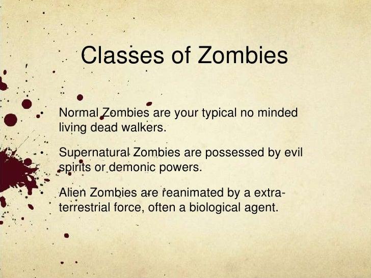 Zombie presentation toneelgroepblik Choice Image