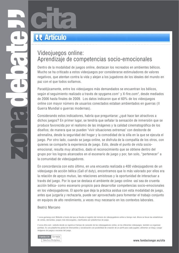 """citazonadebate """"                                                      Videoconferencia ConCiencia       Videojuegos online..."""