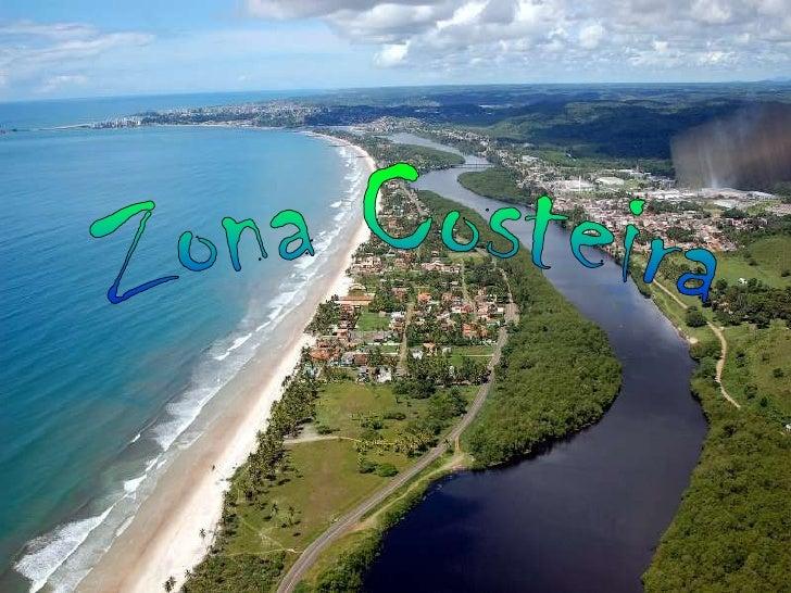 O Brasil apresenta uma extensa área costeira.Começa no Cabo Orange na Foz do Rio Oiapoque no Amapá até o ArroioChuí no Rio...