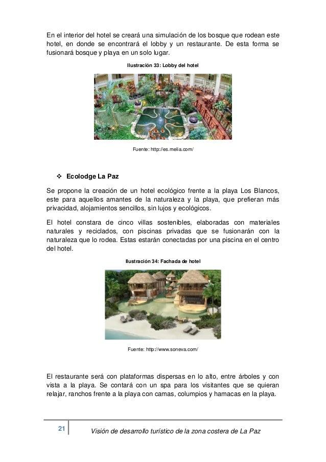 Desarrollo Turístico de la zona costera de La Paz, El Salvador