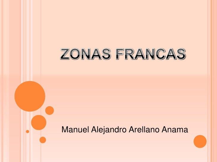 Manuel Alejandro Arellano Anama