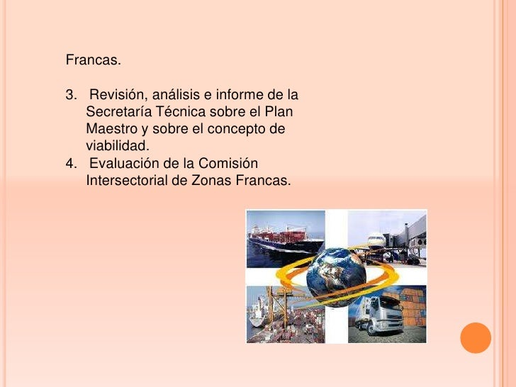 Francas.3. Revisión, análisis e informe de la   Secretaría Técnica sobre el Plan   Maestro y sobre el concepto de   viabil...