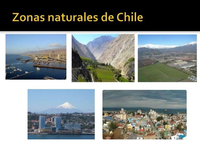  Norte Grande Norte Chico Zona Central Zona Sur Zona Austral