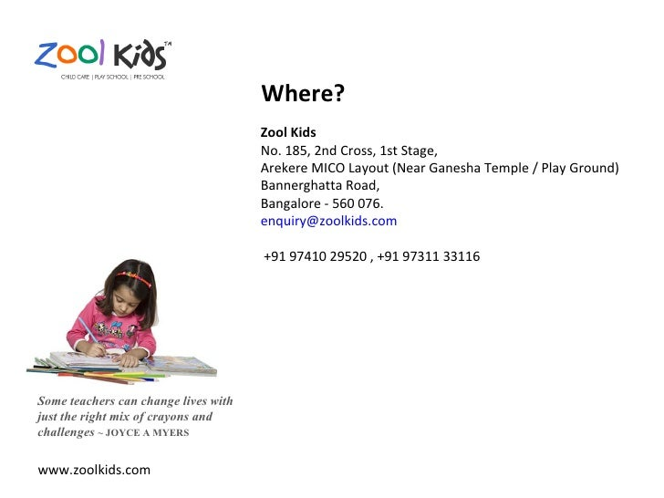 www.zoolkids.com Some teachers can change lives with just the right mix of crayons and challenges  ~ JOYCE A MYERS Zool Ki...