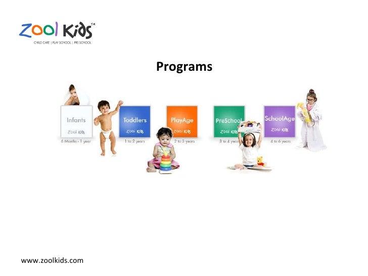 www.zoolkids.com Programs