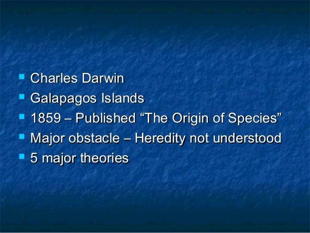 comforts introduction to darwins on the origin of species Steve jones - darwin's ghost the origin of the species  darwin's ghost the origin of the species  on the origin of species introduction i ii iii iv v vi.