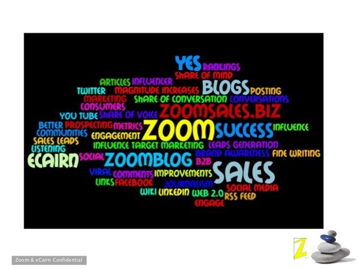 Zoom &ConfidentialeCairn eCairn Confidential