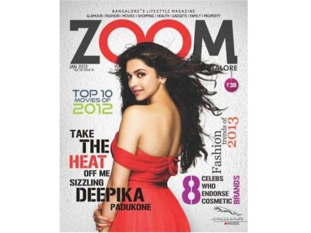 Zoom Bangalore Magazine Advertising