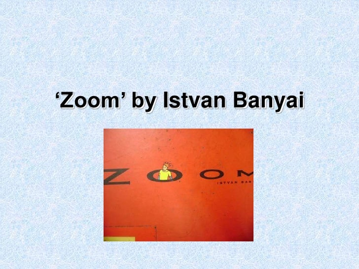 'Zoom' by Istvan Banyai