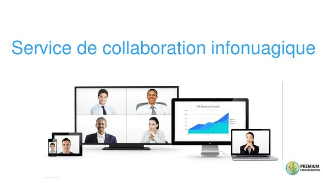 Service de collaboration infonuagique