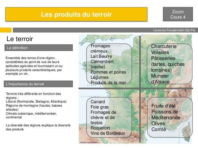 Zoom gastronomie cours 4 - Cuisine du terroir definition ...