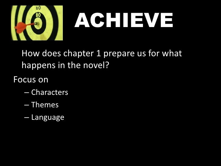 how does chapter one prepare us Chapter 1 they called him moché the beadle  summary: the stars were only sparks of the fire which devoured us should that fire die out one day.