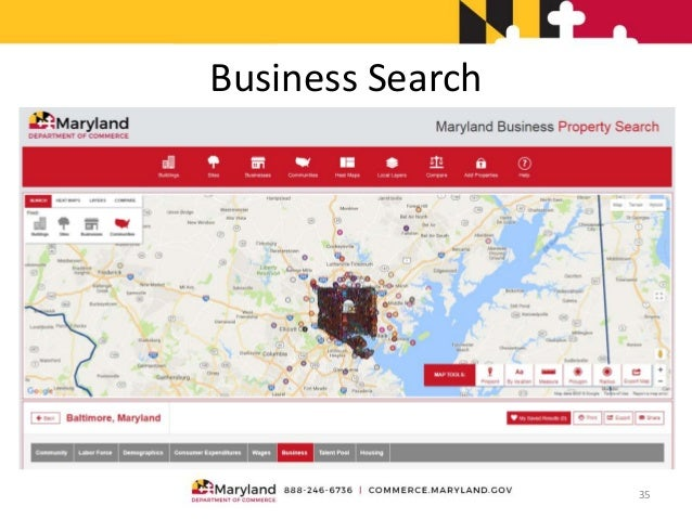 Overview of Maryland's ZoomProspector System
