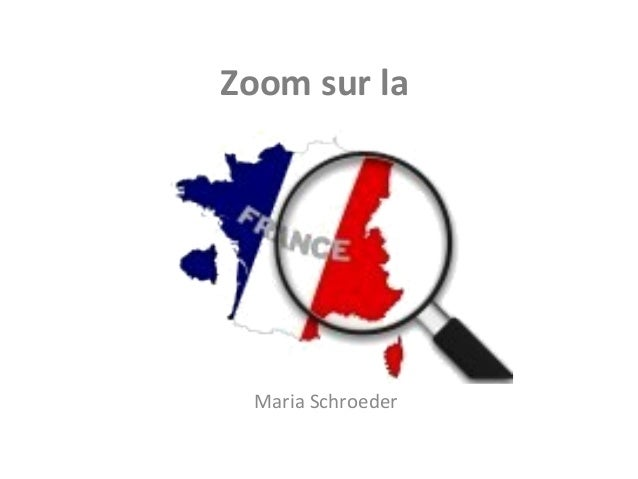 Zoom sur la  Maria Schroeder