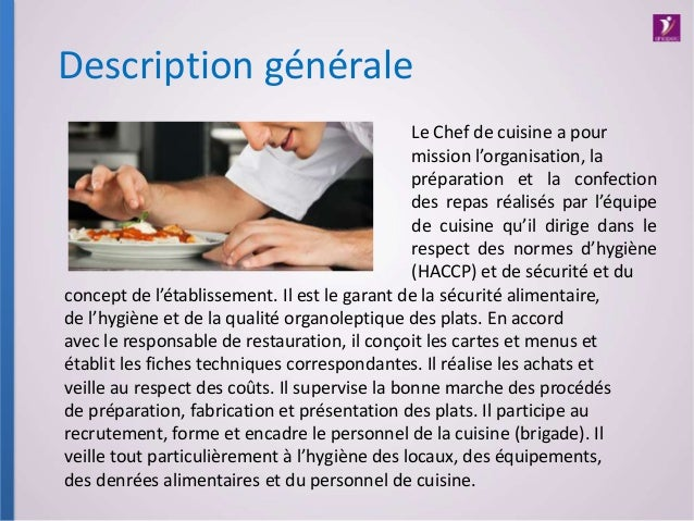 Anapec for Offre d emploi chef de cuisine international