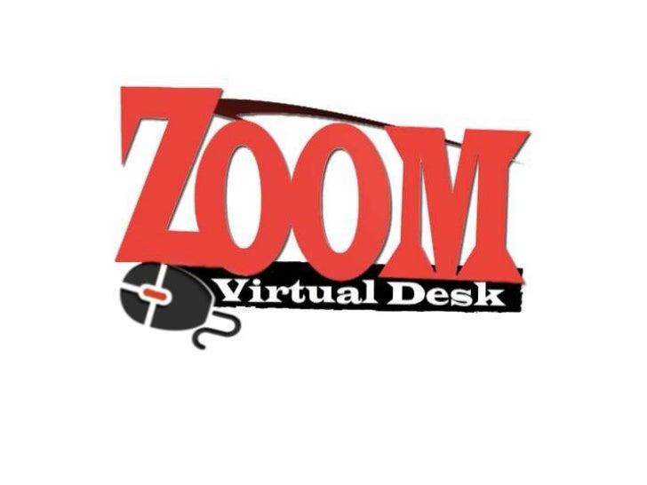 Zoom virtualdesk
