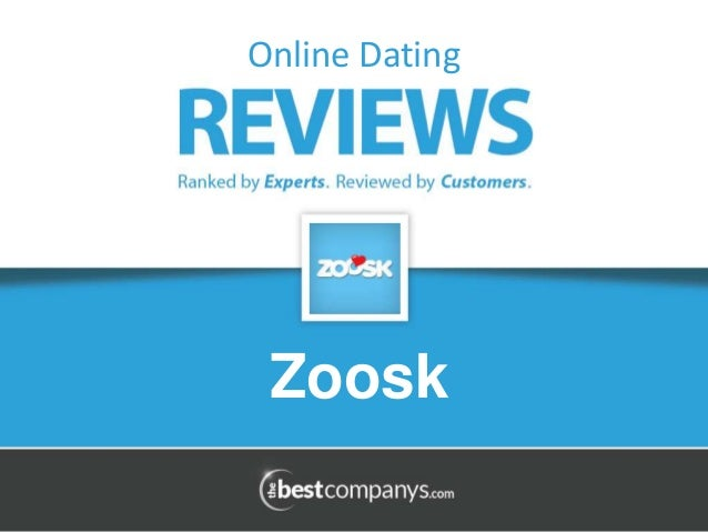 Reviews zoosk online dating